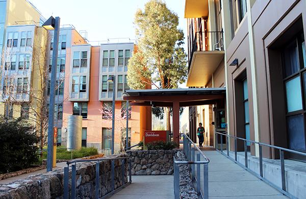 Berkeley Housing Block 1 Fall Program For Freshmen